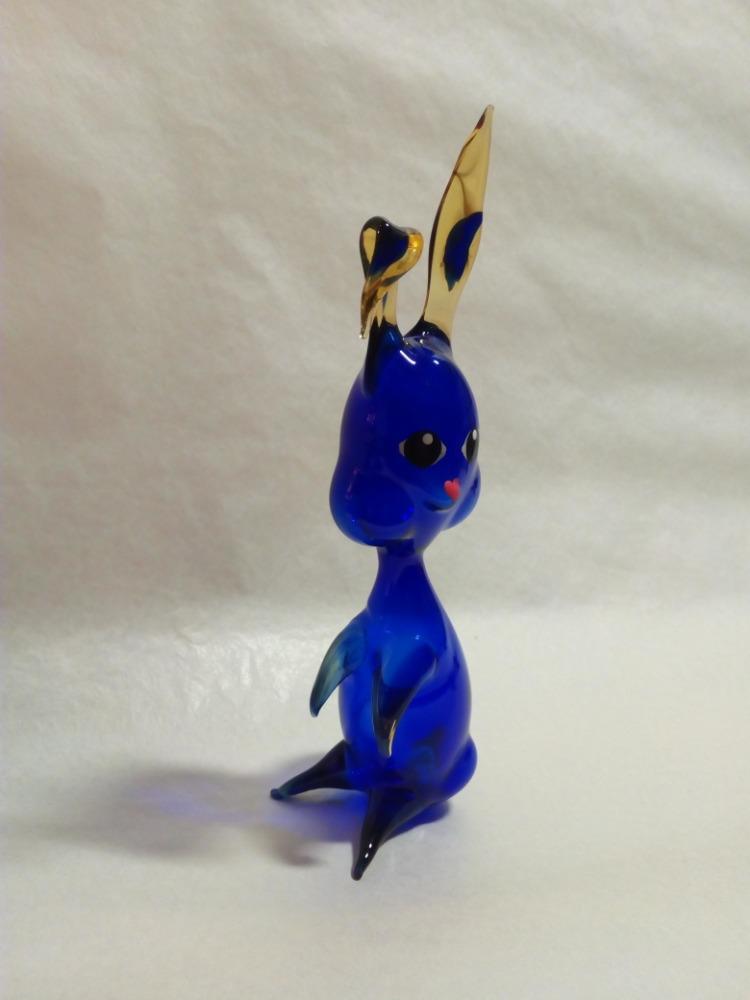 Zajíc modrý