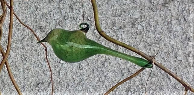 Ptáček zelený